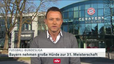 """FC Bayern schon Meister, """"wenn es normal läuft"""""""