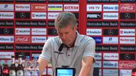 Nach VfB-Remis: Funkel mit Kampfansage an Bayer