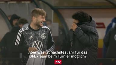 Was ist drin bei der WM 22? DFB-Stars uneinig