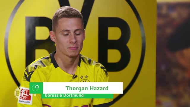 """Forscher Hazard: """"Mit BVB Titel gewinnen"""""""