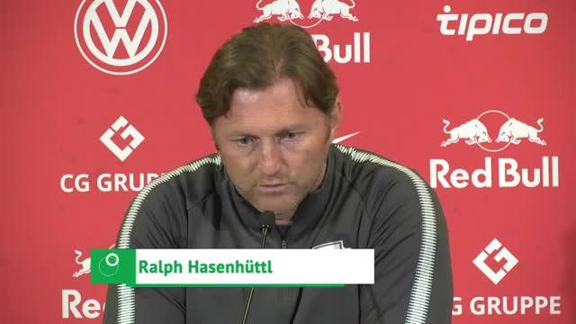 """Hasenhüttl: Schalke? """"Top-Mannschaft, Top-Spiel"""""""