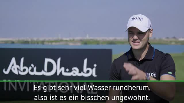 Golf: Kaymer freut sich auf Duell mit Figo