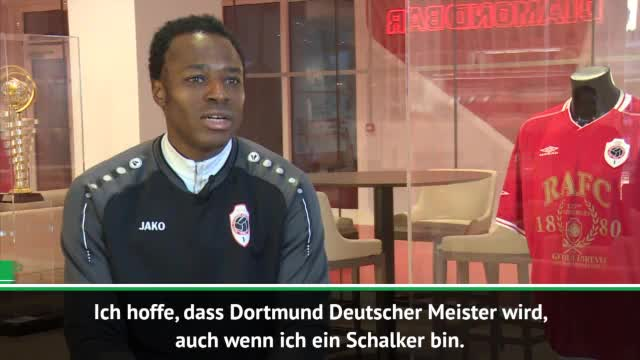 "Ex-Schalker Mpenza: ""Hoffe, BVB wird Meister"""