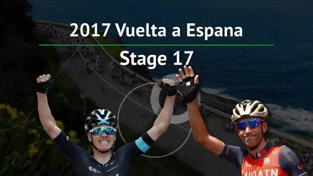 Vuelta wieder offen! Nibali hängt Froome ab