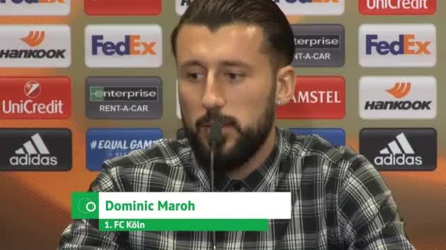 """Maroh: Heimspiel gegen Arsenal """"ein Festtag"""""""