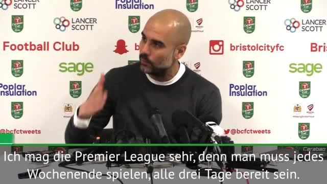 Guardiola verrät: Das wäre mein Lieblingstitel