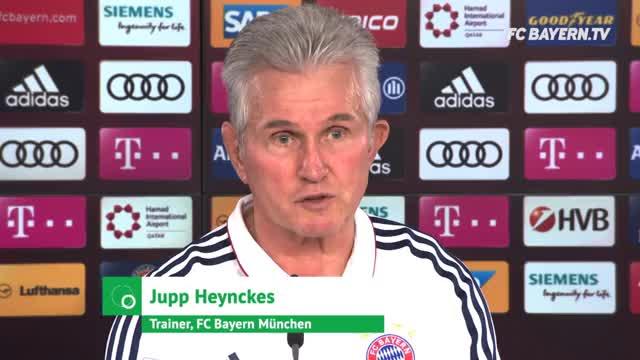 Heynckes: Gut, dass Goretzka in der Liga bleibt