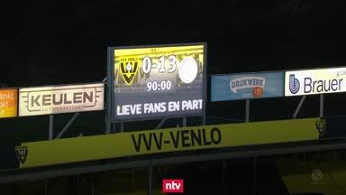 Ajax gewinnt 13:0! Der Rekordsieg im Video
