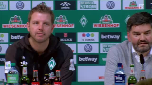 Bei Werder-PK: Journalist als 'Captain Obvious'