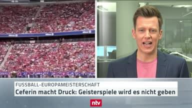 EM-Hammer: Keine Geisterspiele bei der Endrunde
