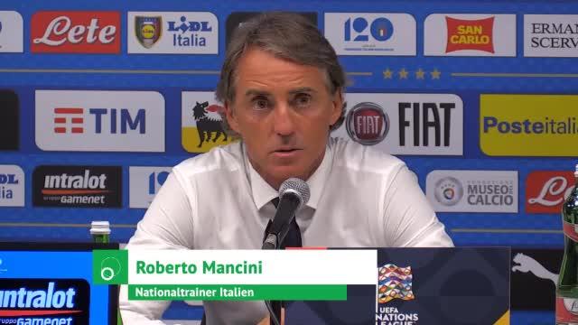 """Italien: Mancini """"zufrieden"""" nach Polen-Remis"""