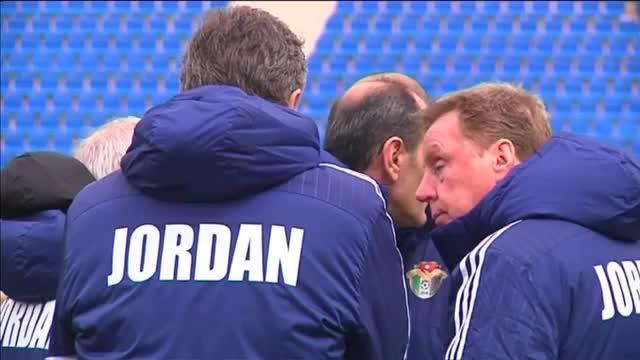 WM-Quali: Redknapp zweimal Jordanien-Coach