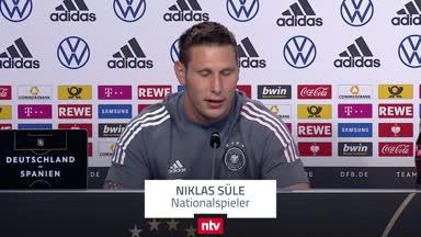 Süle zeigt sich vor DFB-Comeback demütig