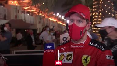 So reagieren Vettel, Hamilton und Co. auf den Grosjean-Crash
