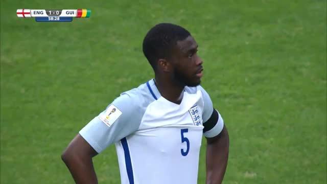U20-WM: Englands Tomori erzielt unfassbares Eigentor