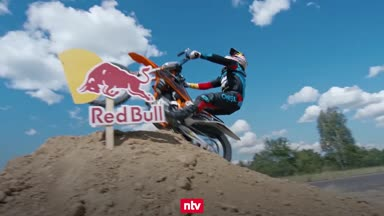 Spektakulärer Weltrekord im Freestyle-Motocross