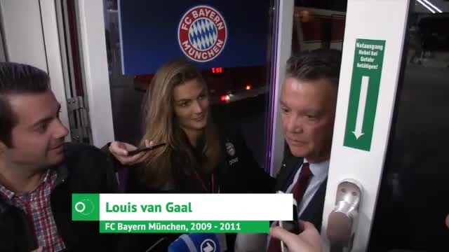 "Van Gaal über ""sehr warmes"" Treffen mit Hoeneß"