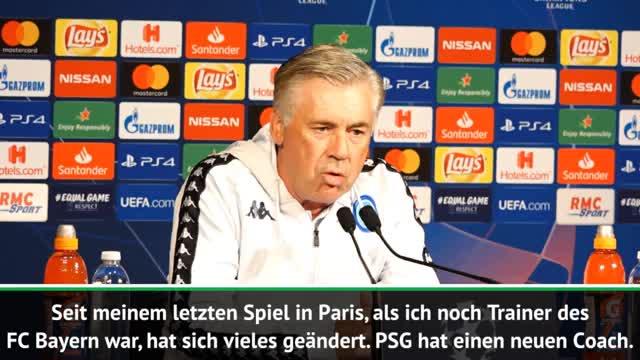 Ancelotti spricht Klartext über Bayern-Aus
