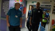 Guardiola & Co. zu Besuch im Kinderkrankenhaus
