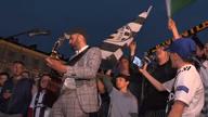 Jubel in Turin: So feiern die Fans den Titel