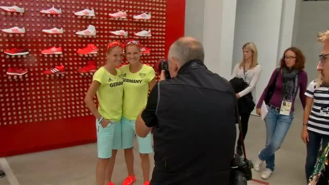 Leichtathletik: Marathon-Twins für Deutschlan