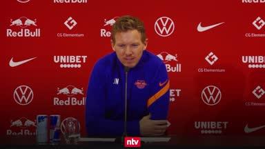 """Nagelsmann zum 0:6: """"Habe gelitten"""""""