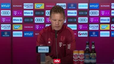 Nagelsmann warnt den FC Bayern vor Greuther Fürth