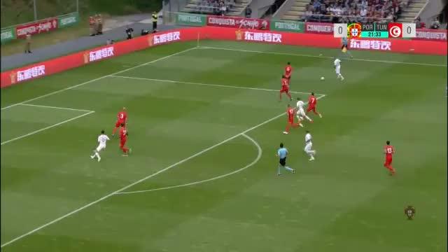 WM-Test: Portugal verspielt 2:0-Führung