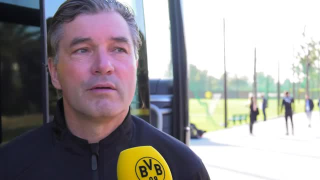 "Zorc mutig: ""Vom Trainings- in den Kampfmodus"""