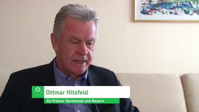 """Hitzfeld: """"Momentum spricht für Dortmund"""""""