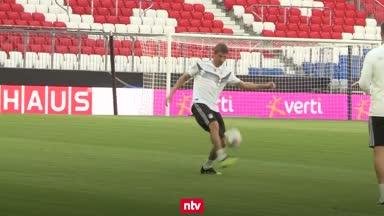 Müllers DFB-Comeback rückt näher