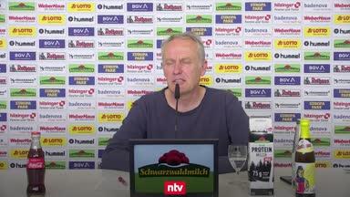 """Für """"Hero"""" Gerd Müller: Streich will Lewy stoppen"""