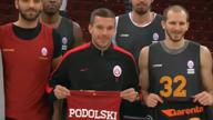 Süper Lig: Podolski fordert Nowitzki heraus