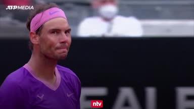 Revanche gelungen: Zverev chancenlos gegen Nadal