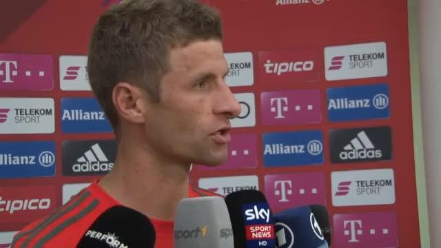 """Müller: Kroos? """"Macht man nie was verkehrt"""""""