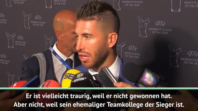 Ramos: Modric hat sich Auszeichnung verdient