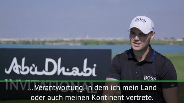 Golf: Kaymer: Stolz auf meine Leistungen