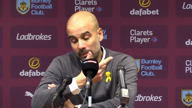 """Guardiola gibt zu: """"Spielen manchmal sch..."""""""