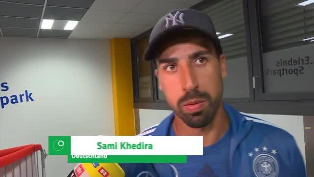 """Khedira: """"Ergebnis nicht zufriedenstellend"""""""