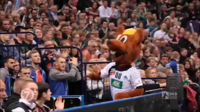 Fantastische Stimmung beim Tag des Handballs