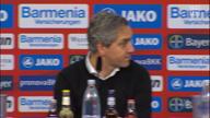 """Herrlich: """"Bayern war cleverere Mannschaft"""""""
