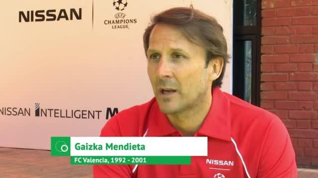 "Mendieta: Fünf CL-Titel? ""Nicht nur Ronaldo"""