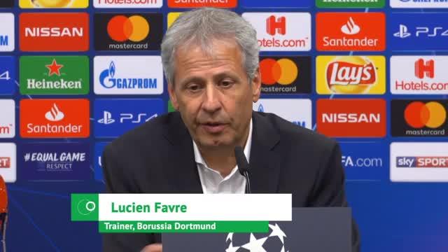 """Favre trotz 3:0: """"Müssen noch reifen"""""""