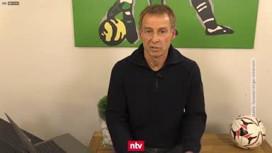 Klinsmann tritt auf Facebook gegen Preetz nach