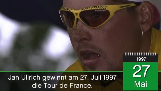 """On this day: """"Ulle"""" gewinnt die Tour de France"""