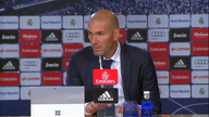"""Zidane: """"Die Einstellung hat mir gefallen"""""""