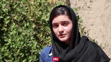 """Radsportlerin über Taliban: """"Wie lebendig begraben"""""""