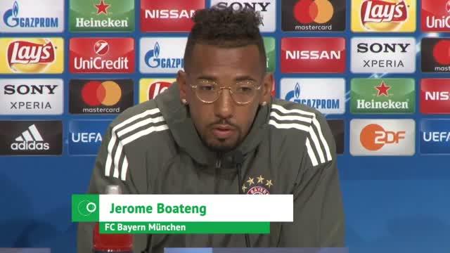 Boateng: Real-Gerüchte lassen Lewandowksi kalt