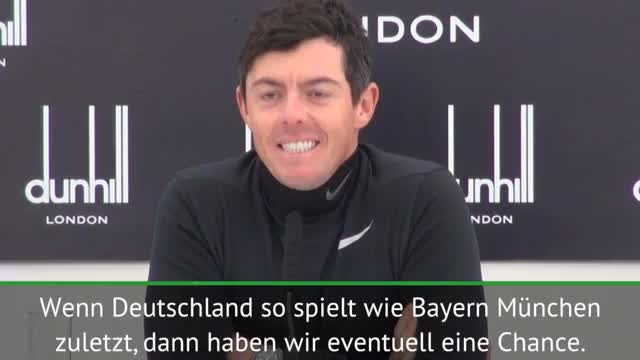 Golfstar McIlroy mit Breitseite gegen die Bayern