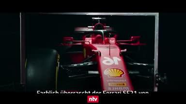 Das sind die neuen Formel-1-Wagen der Saison 2021